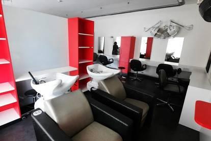 Friseursalon in Wölfnitz zu vermieten