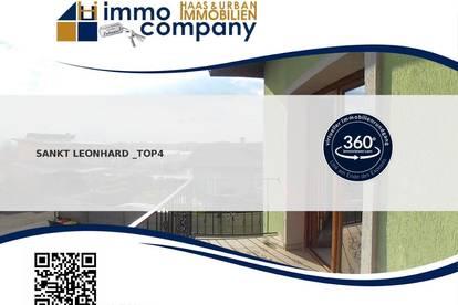 89 m² - 4 Zimmer Wohnung ZU VERMIETEN in ST.LEOHNARD AM FORST