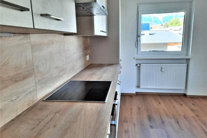 ERSTBEUZUG nach Sanierung - großzügige 4-Zimmer-Wohnung im Herzen von Natters mit Balkone und Gartenbenützung