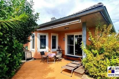 Wir sind exklusiv mit der Vermarktung dieser Immobilie beauftragt. Wunderschönes, äußerst gepflegtes Einfamilienhaus, ca. 130m² Wfl, ca. 1167m² Grund – Kaufpreis 335.000 Euro