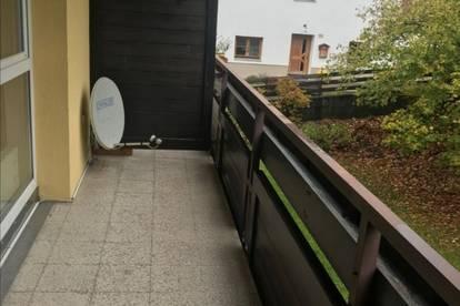 Schwaz/ Rehammergasse: Garconniere, ca. 35 m² Wfl., 6 m² Süd-Ostbalkon, Allgemeinparkplätze, Sofortbezug