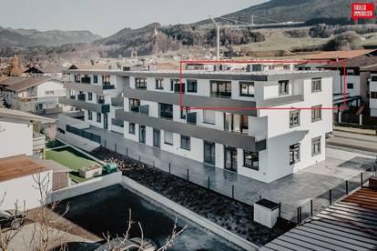4-Zimmer Dachgeschosswohnung in Ebbs