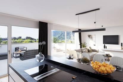 2-Zimmer-Dachgeschosswohnung mit Loggia, Top W 17