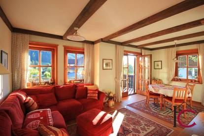 Entzückendes Appartement mit Balkon in sonniger Aussichtslage