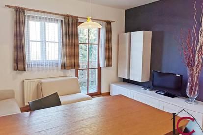 Gediegenes 2-Zimmer-Ferienappartement mit Balkon in schöner Lage