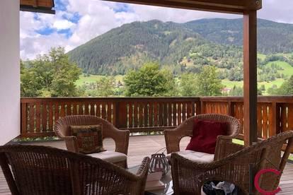 Entzückendes 2-Zimmer-Appartement mit überdachter Terrasse in Aussichtslage