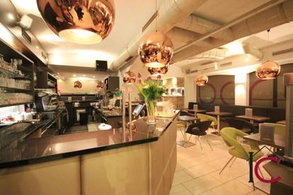 Neuer Mieter gesucht! Sehr schönes Café mit Sitzgarten am Hauptplatz der Villacher City