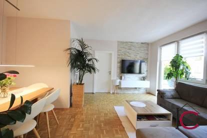 Ausgesprochen schöne und moderne 4-Zimmer-Wohnung mit reizendem Balkon