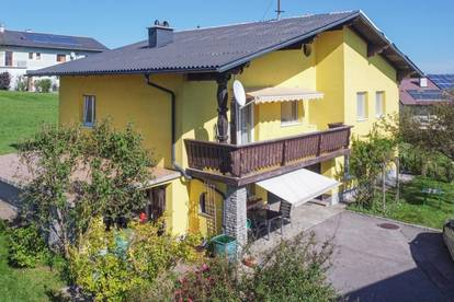 Gepflegtes Einfamilienhaus Nähe Gmunden
