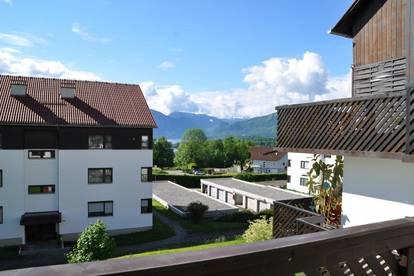 top 3 Zimmer Wohnung - Seeblick