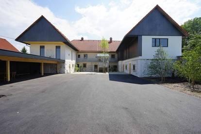 GARTENWOHNUNG AM BACH - Wohnen im Gutshof TOP 1