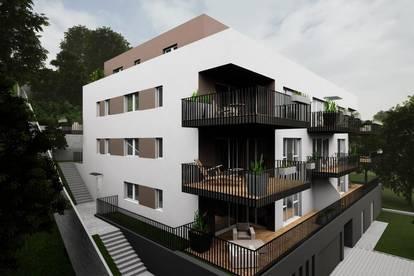 "Perfekte Raumaufteilung - Neubauprojekt ""Kachelofen"""