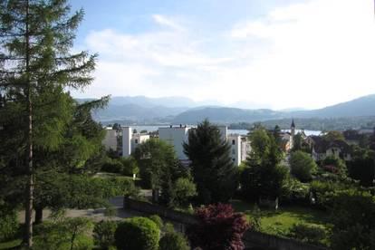 ruhige 3-Zimmer-Wohnung mit traumhaftem Seeblick auf der Sonnenseite von Gmunden