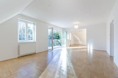 SCHÖNE UND HELLE TERRASSENWOHNUNG +70 m2 DACHTERRASSE + GARAGE