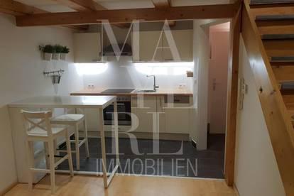 helle Maisonette Wohnung