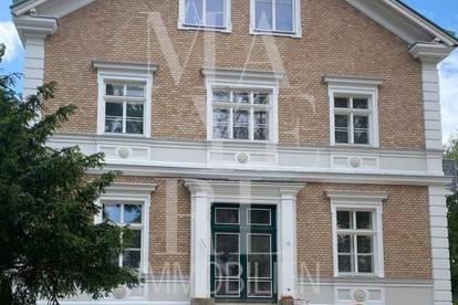 ERSTBEZUG  -  WUNDERSCHÖNE VILLA BEIM TÜRKENSCHANZPARK