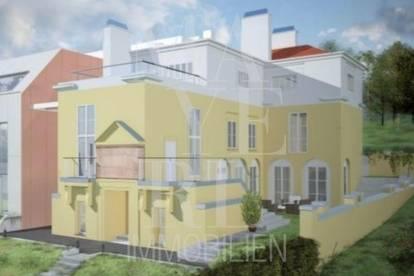 Top Gartenwohnung mit 2 Terrassen - Hauscharakter