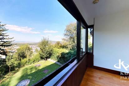 Toller Blick auf das Stift, großzügiges Einfamilienhaus mit schönem Garten in Toplage!