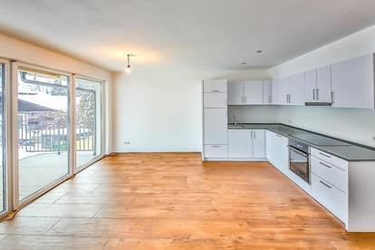 2-Zimmer-Wohnung in fußläufiger Stadtlage