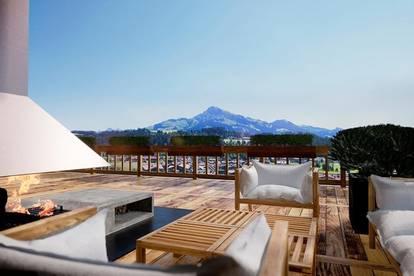 Neubau-Penthouse in Paradelage mit Freizeitwohnsitz