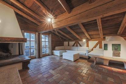 Der Traum einer rustikalen Wohnung