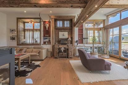 exklusives Einfamilienhaus mit Freizeitwohnsitz
