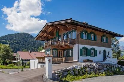 Tirolerhaus am Golfplatz Kitzbühel