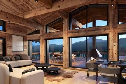 Neubau-Penthouse mit Kaiserblick in absoluter Ruhelage