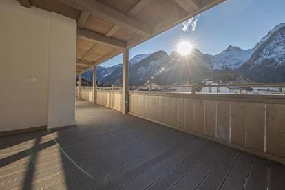 Terrassenwohnung mit einmaligem Panoramablick