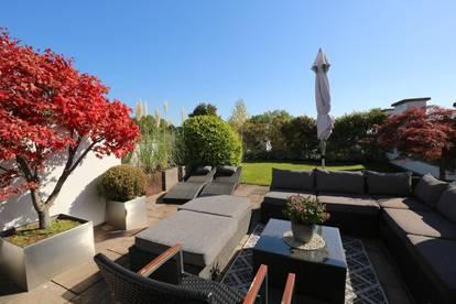 Hütteldorf Nähe Satzberggasse - Luxus-Penthouse mit 51 m2 Dachgarten