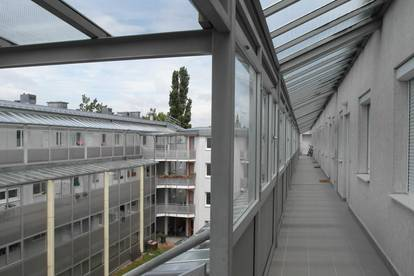 Zwei Terrassen
