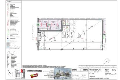 Modernes ERSTBEZUG Geschäftslokal / Büro mit 190m² - Siemensäcker