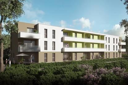 2 und 3 Zimmer Wohnungen mit Freiflächen