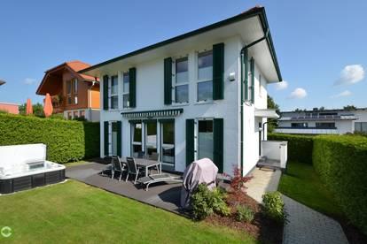 CHRISTOPH CHROMECEK IMMOBILIEN - PERCHTOLDSDORF - Neuwertiges Einfamilienhaus mit kleinem Garten und Garage!