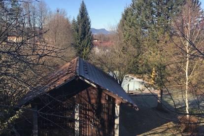Sehr gepflegtes Ein-/Zweifamilienhaus im Rosental!