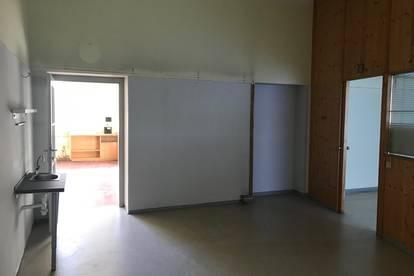 Büro/Geschäftslokal mit Werkstatt und Lager im Villacher Zentrum