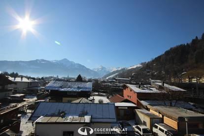 Zell am See - sonnige Mietwohnung mit Blick auf das Kitzsteinhorn - Erstbezug