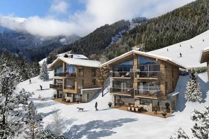 """Neubauprojekt """"Schmitten Lodges"""" in Zell am See - Exklusive Luxus Villa direkt an der Skipiste zu verkaufen"""