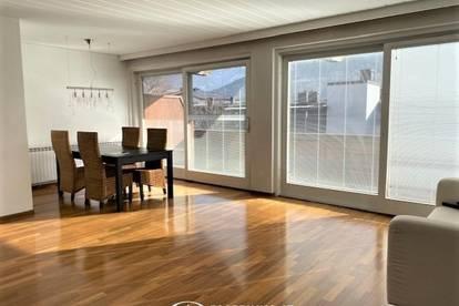 5700 Zell am See: Miete; 3 Zimmerwohnung 99m², großer, sonniger Balkon, Weitblick ! sehr zentral gelegen,
