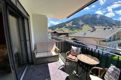 5671 Bruck: Die Gelegenheit ; neuwertige 2 Zimmerwohnung 54m² in Bruck, teilmöbliert, Tiefgarage, Lift im Haus