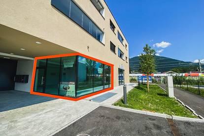 Zell am See/ Schüttdorf: 89 m² Neubau Geschäftsfläche in sehr frequentierter Lage zu vermieten