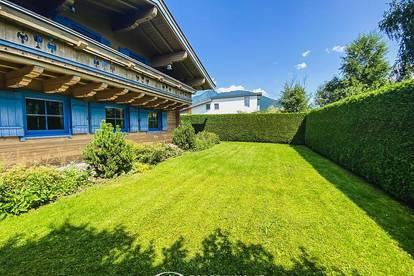 Zell am See / Schüttdorf: Großzügiges Einfamilienhaus im Landhausstil mit großem Garten zu vermieten