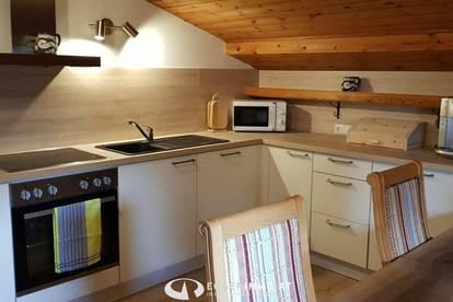 Wie ein eigenes Haus: Großzügige 4 Zimmer Wohnung mit Erweiterungsmöglichkeit und Garten in Taxenbach zu vermieten