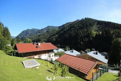 Viehhofen: Großzügiges, gepflegtes Haus mit zwei Wohneinheiten zu verkaufen