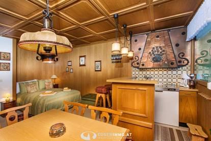 5710 Kaprun: 30m² Apartment ab SOFORT zu verkaufen! Zweitwohnsitz ! Touristisch vermietbar ! Vollmöbliert! Ruhelage, Eßreithweg