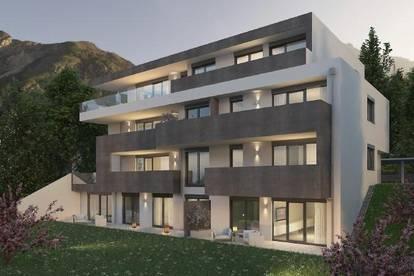 Absam: Provisionsfreie sonnige 2-Zi-Gartenwohnungen