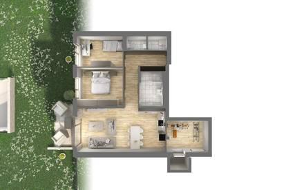 Neubau! Großzügige 3-Zimmer-Garten-Wohnung in Igls