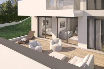 Erstbezug! Geräumige 3-Zimmer-Garten-Wohnung in Hötting