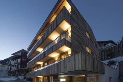4-Zimmer Penthouse mit Südbalkon und grandioser Aussicht