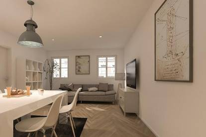 Provisionsfrei: Sonnige 3-Zimmer-Wohnung im Zentrum
